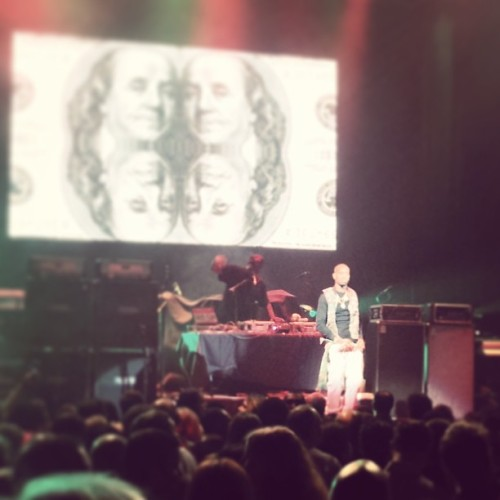 B.o.B live at House of Blues #music #concert #nbaallstar  (at House of Blues Houston)
