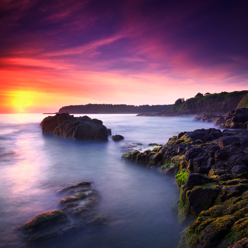 llbwwb:   Kiama Sunrise (by Noval N | Photography)