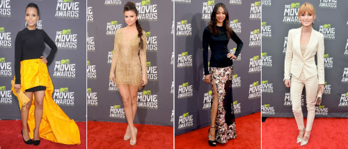 Who was best dressed at the MTV Movie Awards? Cast your vote!