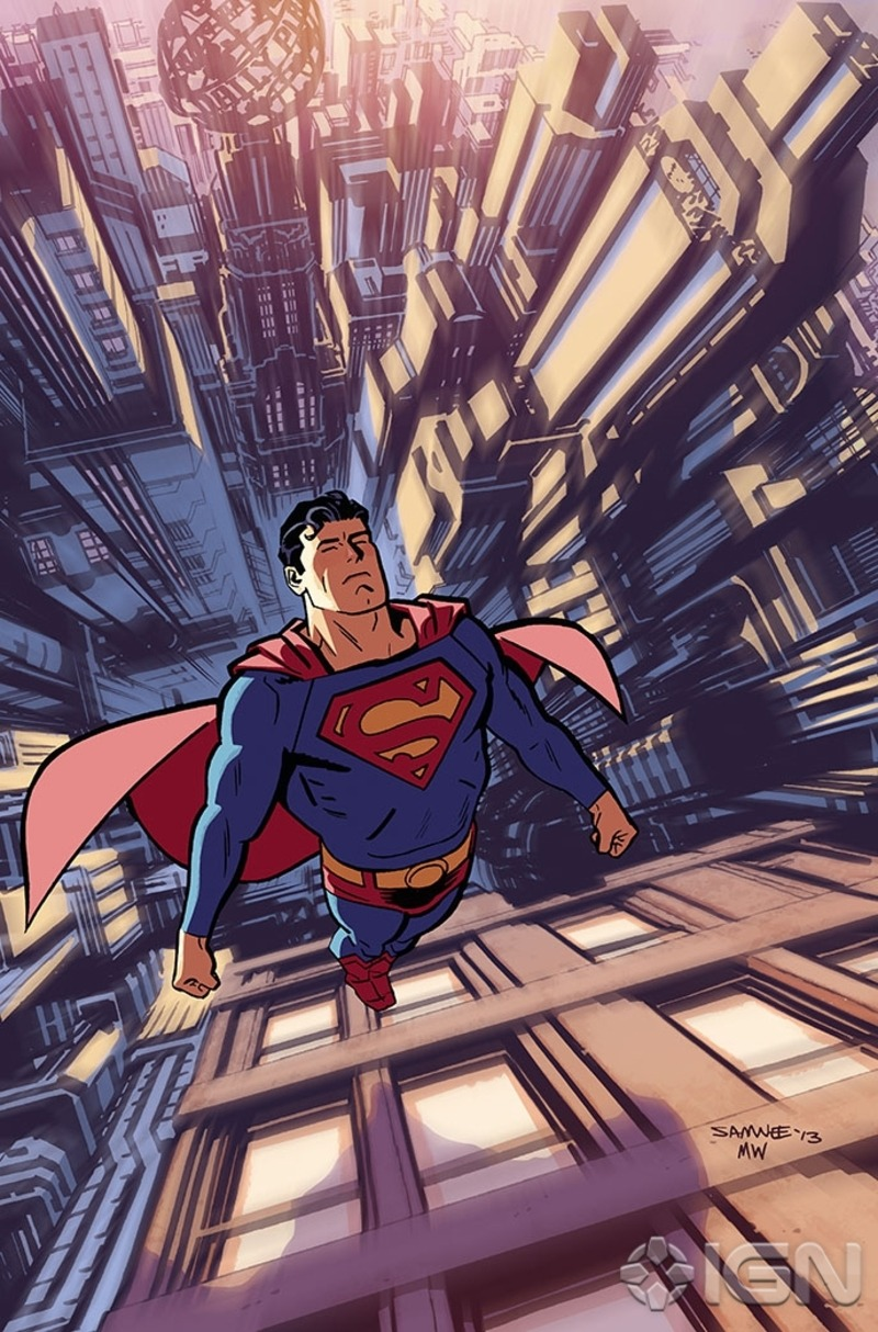 Superman by Chris Samnee