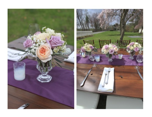A sneak peek of our custom farmhouse tables! More to come soon!