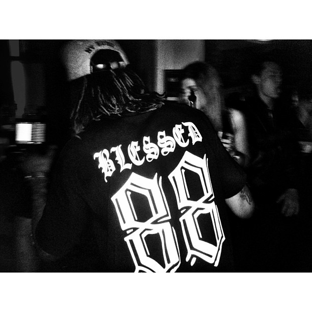 "@Marty_Grimes x ""Blessed 88"" Restock Available online now: SHOP www.theloyaltyclub.us/shop"