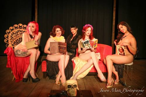 nakedgirlsreadinghq:  The beautiful cast of our new Perth,...