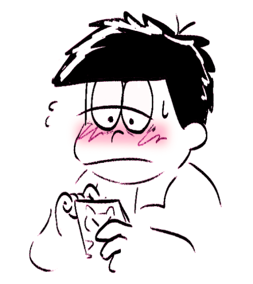 that& 039;s the juice parkamatsu ichimatsu osomatsu osomatsu-san drawings i say ill draw parka and then this happens no wholesome content on this blog!! GOOFS ONLY EDIT: I FORGOT HOW HANDS WORK