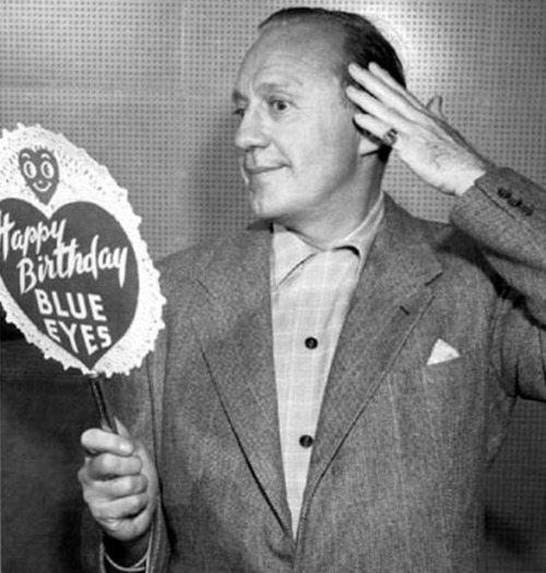 tonightsbroadcast:  Happy 39th Birthday, Jack Benny!