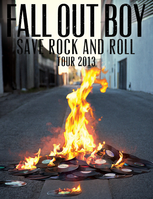 falloutboy:  Most tickets for the Save Rock And Roll Tour go on sale to the general public today at 10am local time. here are the list of dates and ticket links. if you're still reading this and it's after 10am, they might've already sold out: 5/14 - Milwaukee, WI @ The Rave (on sale 2/9 @ 10am) 5/16 - Chicago, IL @ Riviera Theatre (on sale 2/9 @ 10am) 5/17 - Columbus, OH @ LC Pavilion (Tickets) 5/21 - Pittsburgh, PA @ Stage AE (Tickets) 5/22 - Detroit, MI @ The Fillmore (Tickets) 5/24 - Toronto, ON @ Sound Academy (Tickets) 5/25 - Montreal, QC @ Metropolis (on sale 2/9 @ 12pm) 5/26 - Boston, MA @ House of Blues (Tickets) 5/28 - Niagara Falls, NY @ Rapids Theatre (Tickets) 5/29 - New York, NY @ Terminal 5 (on sale 2/8 @ 12pm) 5/30 - Philadelphia, PA @ Electric Factory (on sale 2/9 @ 12pm) 5/31 - Washington, DC @ 9:30 Club (Tickets) 6/1 - Charlotte, NC @ Fillmore Charlotte (on sale 2/9 @ 10am) 6/2 - Atlanta, GA @ The Tabernacle (on sale 2/9 @ 10am) 6/4 - Lake Buena Vista, FL @ House of Blues (on sale 2/9 @ 10am) 6/5 - Miami Beach, FL @ Fillmore Miami Beach (Tickets) 6/7 - Houston, TX @ Bayou Music Center (Tickets) 6/8 - Dallas, TX @ Palladium Ballroom (Tickets) 6/9 - Austin, TX @ Stubb's Waller Creek Amphitheatre (Tickets) 6/11 - Tempe, AZ @ Marquee Theatre (on sale 2/9 @ 10am) 6/13 - Los Angeles, CA @ The Wiltern (Tickets) 6/15 - Las Vegas, NV @ House of Blues Mandalay Bay (on sale 2/9 @ 10am) 6/16 - Oakland, CA @ Fox Theater (Tickets) 6/18 - Portland, OR @ Roseland Theatre (Tickets) 6/19 - Seattle, WA @ Showbox SoDo (Tickets) 6/20 - Vancouver, BC @ Commodore Ballroom (Tickets) 6/22 - Salt Lake City, UT @ In The Venue (Tickets) 6/23 - Denver, CO @ Ogden Theatre (on sale 2/9 @ 10am) 6/25 - Kansas City, MO @ Uptown Theatre (on sale 2/9 @ 10am) 6/26 - St. Paul, MN @ Myth (Tickets) 6/28 - St. Louis, MO @ Pageant (on sale 2/8 @ 5pm) 6/29 - Indianapolis, IN @ Egyptian Room at Old National Centre (Tickets) 6/30 - Nashville, TN @ Ryman Auditorium (Tickets)
