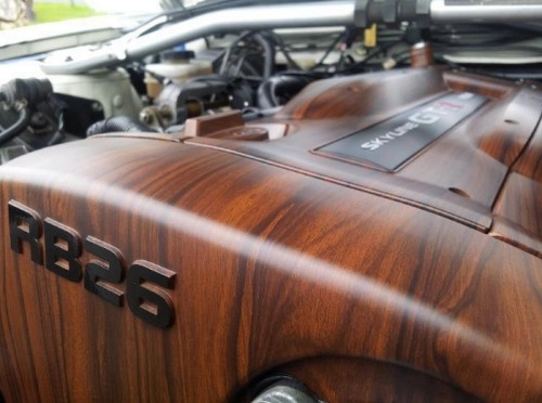 fuckwithjdm:  driftlife:  Wood grain is baller as fuck!  damn