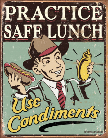 safe lunch