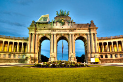 Parc Du Cinquantenaire - Brussels, BelgiumCopyright Travis Feldman Photography  submitted by: tfeldphoto, thanks!