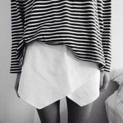 palmfox:  cancelmonday:  2 months belated skort post #zara   reblog this every time I see it