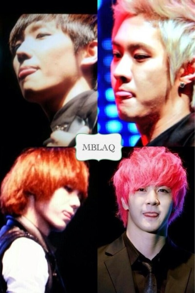 joonlism:  130511 MBLAQ licking lip virus keke~~ @ ULSAN UPSQUARE OPENING