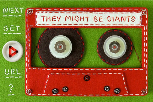 pizza-party:  tmbgareok:  YES! They Might be Giants iphone app is HERE! Brand new, free and with a different song every day. Get it here bit.ly/Wl9fGw and yes we are working on an android version too.   This app works great on ipads too.The VERY FIRST time you use it, you should be in standing still in a place with great wifi–that way it can load in all five songs in a flash with no hickups. After that you should find it is SMOOTH SAILING and BUG FREE. If you LIKE the free app, and really want to help the band out, give us a positive review with five stars at iTunes. That stuff really matters evidently.  Evolution of Dial-A-Song…