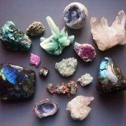 crystal crystals rose quartz Paganism gemstone tourmaline amethyst crystal healing stones