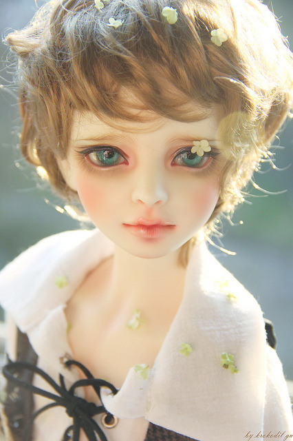 fyeahbjdmods:  untitled by krokodil_gu on Flickr. Happy Faceup Fridays! [Volks School A]