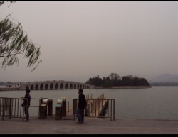 @ Beijing Emperor's Summer Palace. Sometimes the autumn nerves, yet you just can't help but falling in love