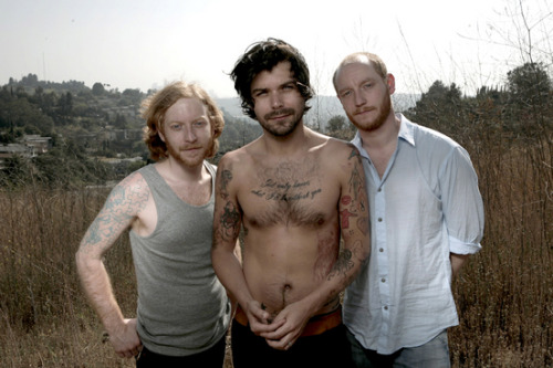 I don't even care, Simon Neil is one sexy guy.