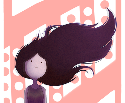bonniebirdjournal:  Marceline by *Rosewhistle on deviantART on @weheartit.com - http://whrt.it/Vc9OI9
