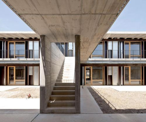 """Student Housing"" by H Arquitectes + dataAE"