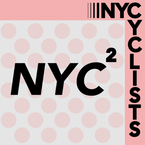 Dear my 138 and growing tumblr followers,  NYCYCLISTS. has a new logo/blogdentity.  Thank you !