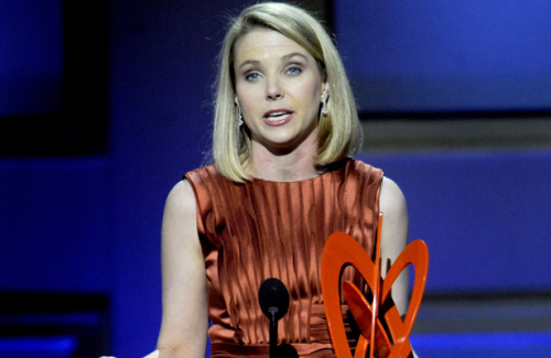 theatlantic:  Marissa Mayer's Job Is to Be CEO—Not to Make Life Easier for Working Moms  Marissa Mayer is a CEO first and a woman second. Indeed, she is a role model for many precisely because she made it to the top job. And as a CEO, her first job is to save her company. If she fails in that, the employees she is insisting come in to the office will have no jobs to come in to. Read more. [Image: AP]