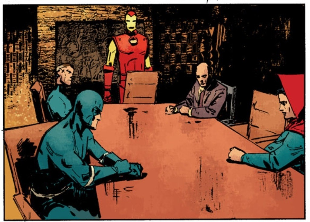 merlin:  Meetings can be…awkward.  Everyone assumed someone else would bring bagels.  But, alas: no one brought bagels.