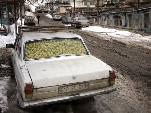 Apples, Baku, Azerbaijan Photograph by Erik Andre Juriks (via National Geographic Photo of the Day)