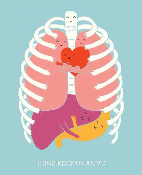 shivalee:  Hugs keep us alive. on We Heart It. http://weheartit.com/entry/53884863