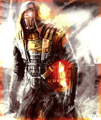 "nihileigh:  ""I am Darth Revan, Dark Lord of the Sith. Those who use the dark side are also bound to serve it. To understand this is to understand the underlying philosophy of the Sith. The dark side offers power for power's sake. You must crave it. Covet it. You must seek power above all else, with no reservation or hesitation. The Force will change you. It will transform you. Some fear this change. The teachings of the Jedi are focused on fighting and controlling this transformation. That is why those who serve the light are limited in what they accomplish.""  ―Darth Revan's avatar, to Darth Bane Darth Revan by ~craig-6420  Words of truth… Daily Mantra…"