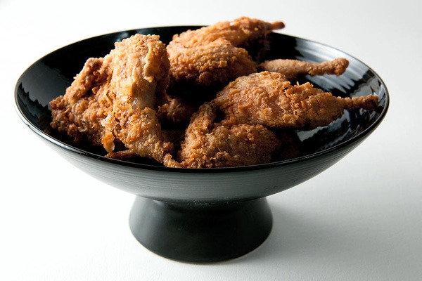 foodopia:  buttermilk fried quail: recipe here