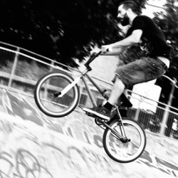 #bmx #brixton #skate #park #London  #francisco  #Photography