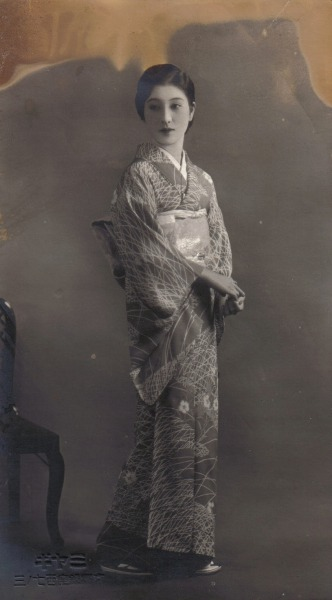 les-sources-du-nil:  Japanese Lady, 1930's