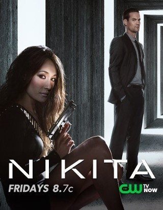 "I'm watching Nikita    ""Catching up. I miss this show.""                      90 others are also watching.               Nikita on GetGlue.com"