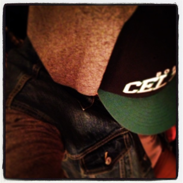 And I'm out… #wdiwt #menswear #fashion #BostonCeltics #snapbacks