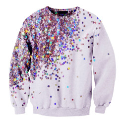 oh-like:  OhLike: Sugarpills Glitter Sweater