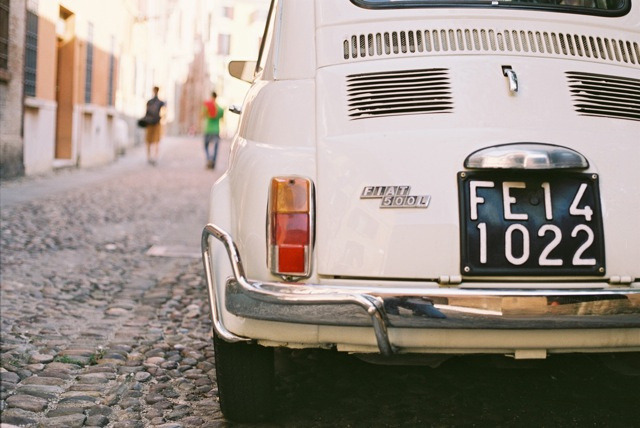 7peaches:  cinquecento, by m Oliveira on Flickr.