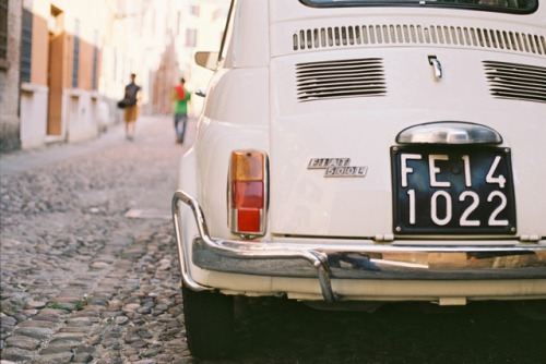 as-the-stars-align:  7peaches:  cinquecento, by m Oliveira on Flickr.  vintage blog