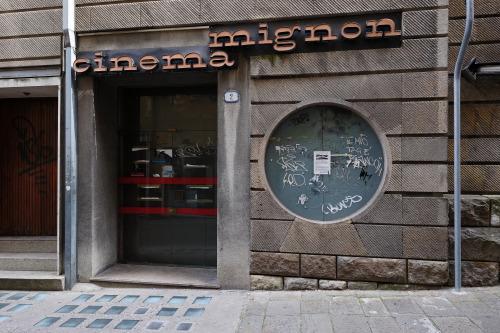 Cinema Mignon. Padova, September 2014.