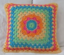 Brightly Colored Pillow Sham/Cover 2 from designsbydewaltz via (copious)