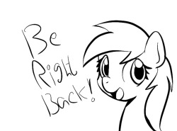 ((Gonna be off tumblr for a few days. I'll be on Skype and Steam if anyone needs to contact me. Adios peeps!))