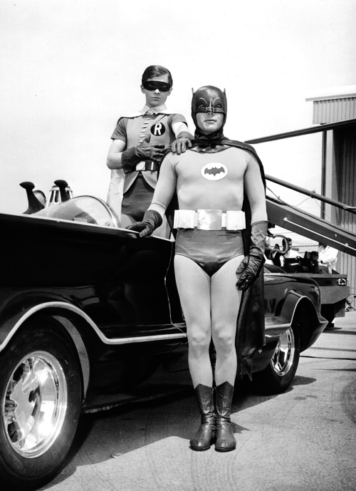 vintagegal:  Batman, 1966