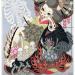 cloviashaw:   Jigoku Dayu (Hell Courtesan)   by Junko Mizuno