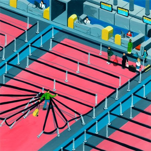 Check-in | Brecht Vandenbroucke
