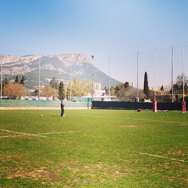 Rugby Club de Toulon - shot here a couple of week ago but forgot to post a picture.