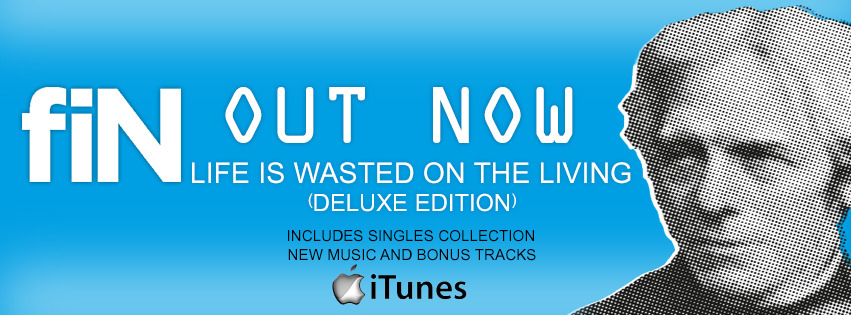 Our Debut Album 'LIFE IS WASTED ON THE LIVING' is now digitally available worldwide!! Yes! PLEASE BUY YOURSELF A COPY VIA ITUNES + AMAZON ITUNES:http://bit.ly/106AWV3AMAZON:http://amzn.to/X30GFnXX