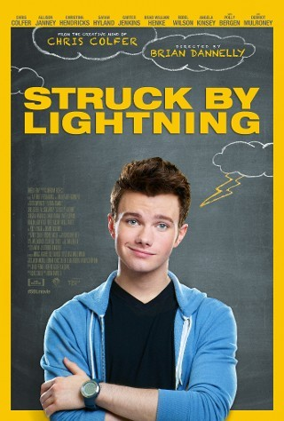 I'm watching Struck by Lightning                        Check-in to               Struck by Lightning on GetGlue.com