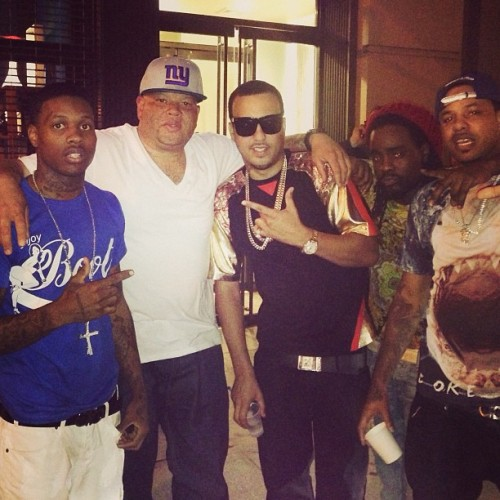 Lil Durk Signs To French Montana's Coke Boyz Imprint  CONTINUE READING ON RAPDOSE.COM