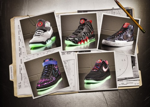 defpenradio:  Nike Sportswear Area 72 Raygun Collection