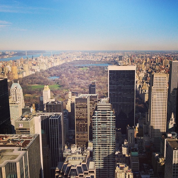 Soon. #nyc #centralpark #view #future