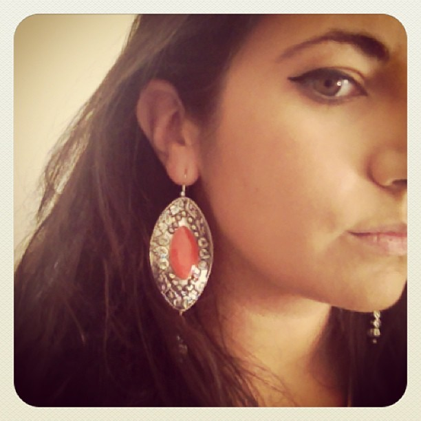 Me encantan!! 😃😃#NewIn #earrings