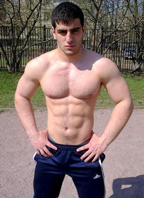 #shirtless #muscle gymnast?